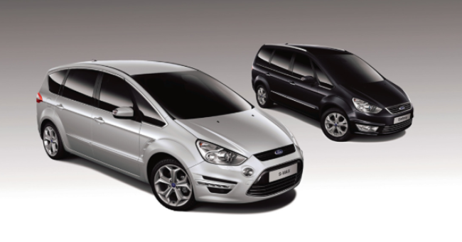 Ford Galaxy MK3 2013-2015 Manual