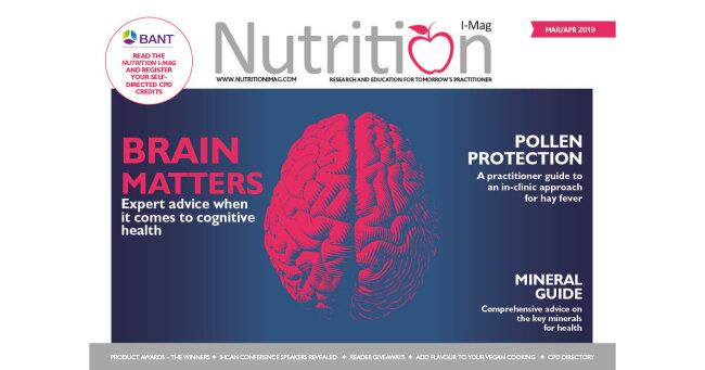Nutrition I-Mag March/April 2019