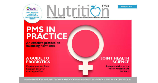 Nutrition I-Mag May/June 2019