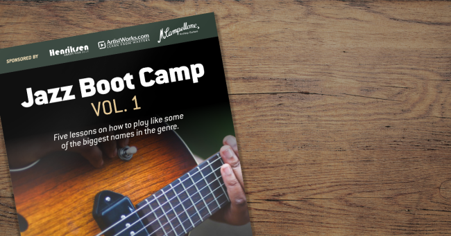 Digital Press - Jazz Boot Camp Vol. 1