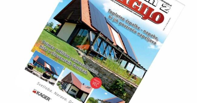 Revija Varčujem z energijo, št. 66, junij 2019