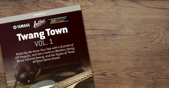 Digital Press - Twang Town Vol. 1