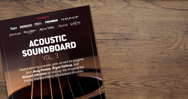 Digital Press - Acoustic Soundboard Vol. 3