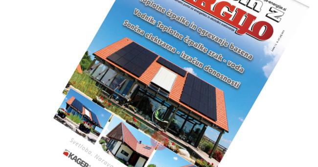 Revija Varčujem z energijo, št. 67, julij 2019