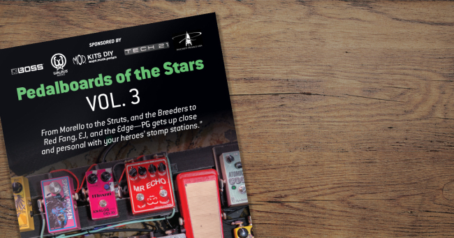 Digital Press - Pedalboards of the Stars Vol. 3