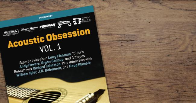 Digital Press - Acoustic Obsession Vol. 1