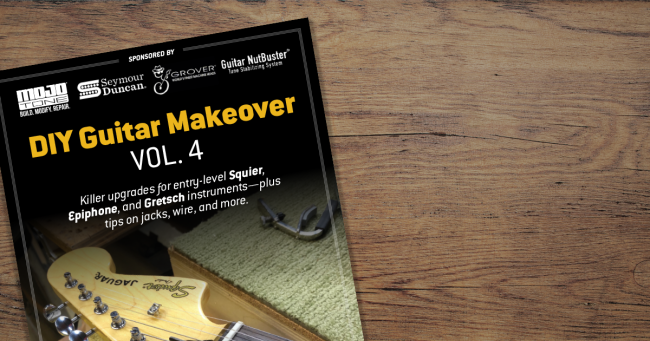 Digital Press - DIY Guitar Makeover Vol. 4