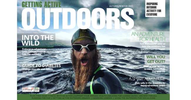 Getting Active Outdoors Autumn/Winter 2019