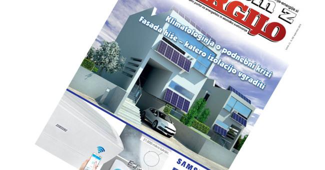 Revija Varčujem z energijo, št. 68, september 2019