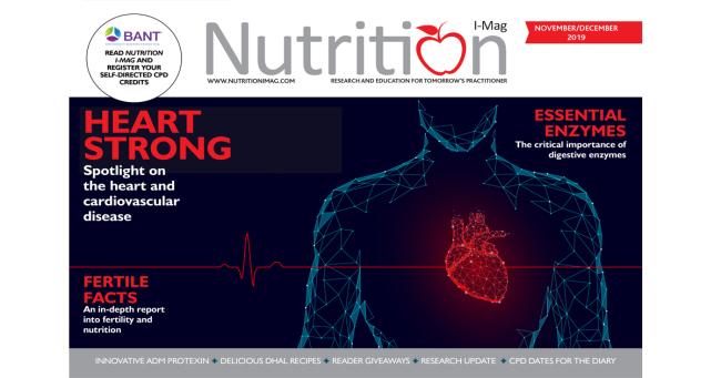 Nutrition I-Mag November/December