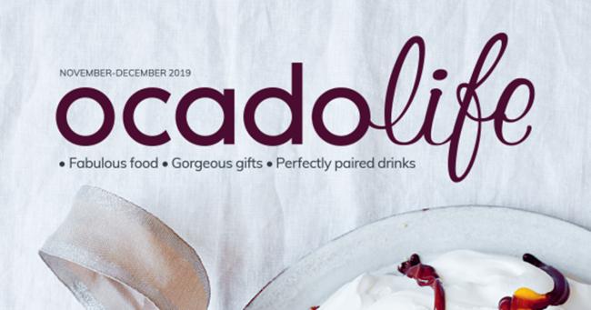 Ocadolife November - December 2019