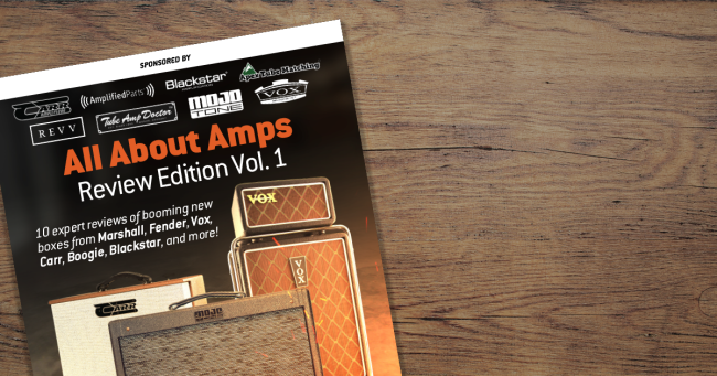 Digital Press - All About Amps: Review Edition Vol. 1