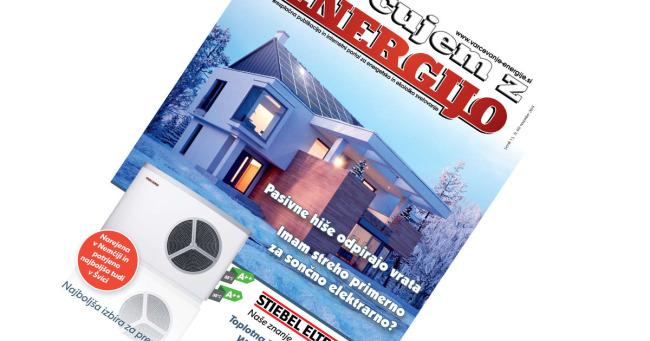 Revija Varčujem z energijo, št. 69, november 2019