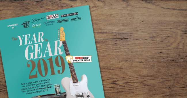 Digital Press - The Year in Gear 2019