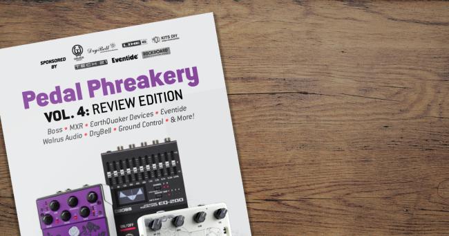 Digital Press - Pedal Phreakery Vol. 4: Review Edition