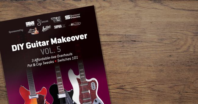 Digital Press - DIY Guitar Makeover Vol. 5