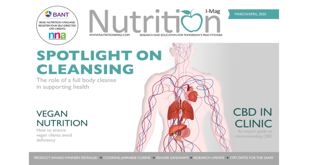 Nutrition I-Mag March/April 2020