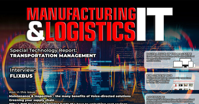 Manufacturing and Logistics IT - March 2020