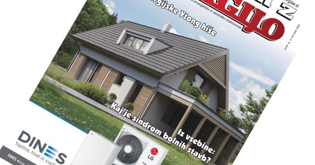 Revija Varčujem z energijo, št. 70, marec 2020