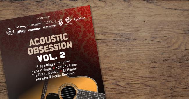 Digital Press - Acoustic Obsession Vol. 2