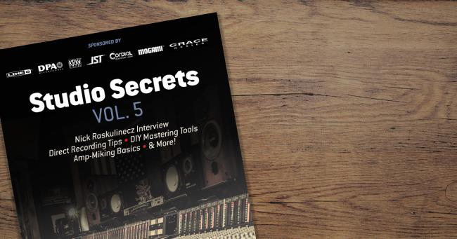 Digital Press - Studio Secrets Vol. 5