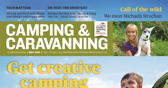 Camping & Caravan Club May 2020