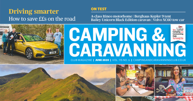 Camping & Caravan Club June 2020