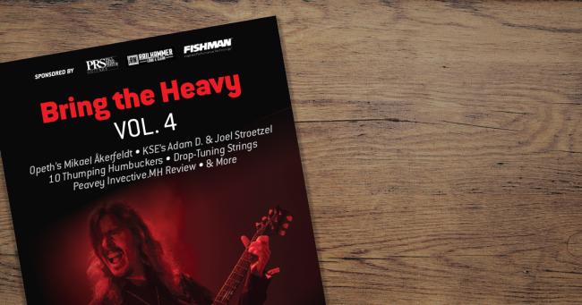 Digital Press - Bring the Heavy Vol. 4