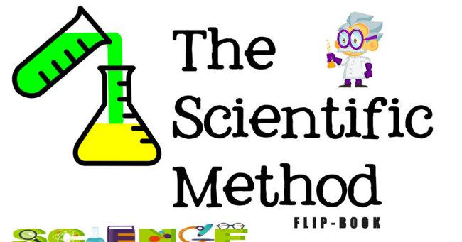 The Scientific Method Flip Book