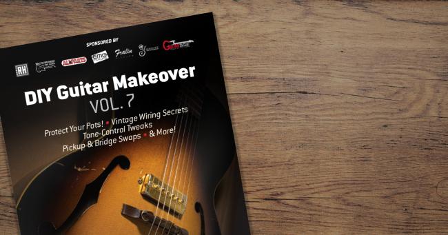 Digital Press - DIY Guitar Makeover Vol. 7