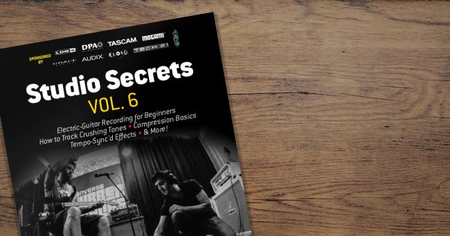 Digital Press - Studio Secrets Vol. 6