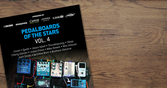 Digital Press - Pedalboards of the Stars Vol. 4