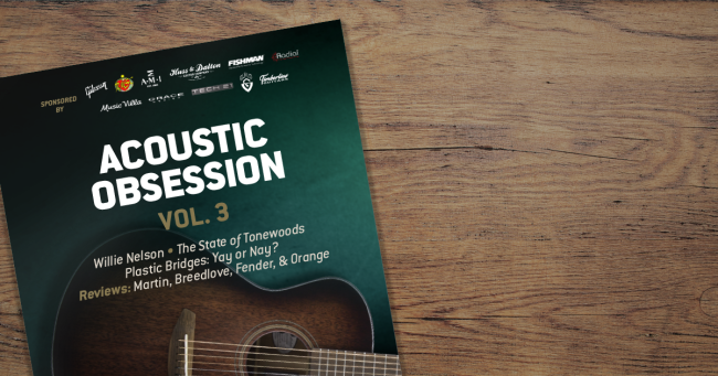 Digital Press - Acoustic Obsession Vol. 3