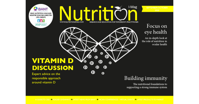 Nutrition I-Mag Sept/Oct