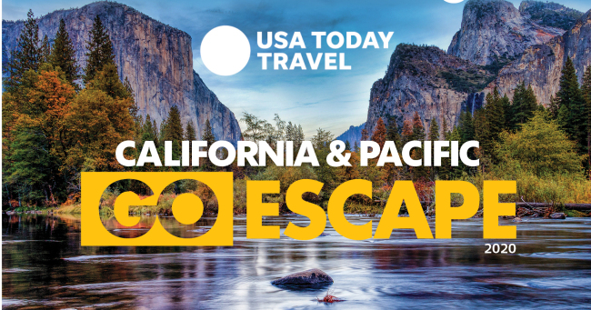 GO ESCAPE California & Pacific 2020