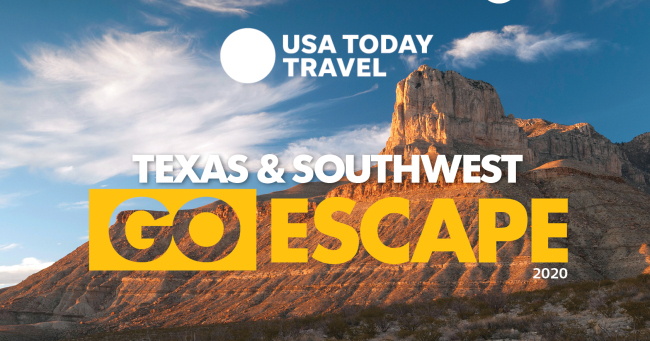 GO ESCAPE Texas & Southwest 2020