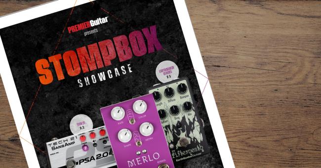 Stompbox Showcase Fall 2020