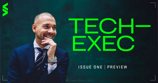 Tech-Exec Magazine – Issue One