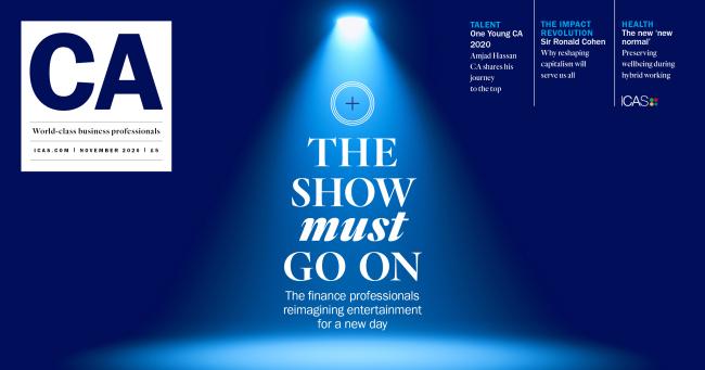CA Magazine November 2020