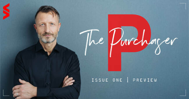 The Purchaser Magazine - Issue One