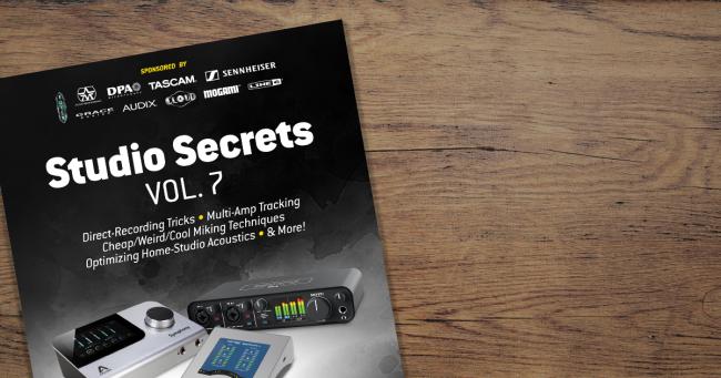 Digital Press - Studio Secrets Vol. 7