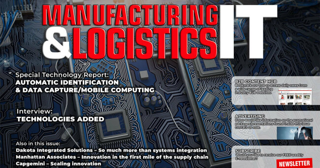 Manufacturing and Logistics IT - October 2020