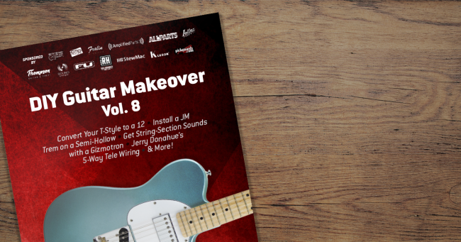 Digital Press - DIY Guitar Makeover Vol. 8
