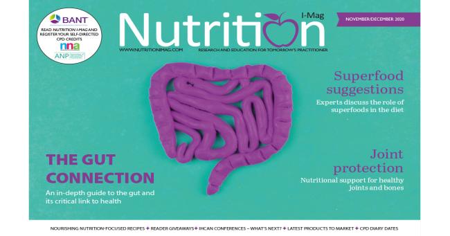 Nutrition I-Mag Nov/Dec