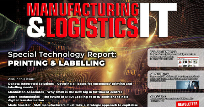 Manufacturing and Logistics IT - December 2020