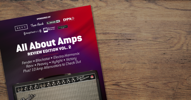 Digital Press - All About Amps: Review Edition Vol. 2