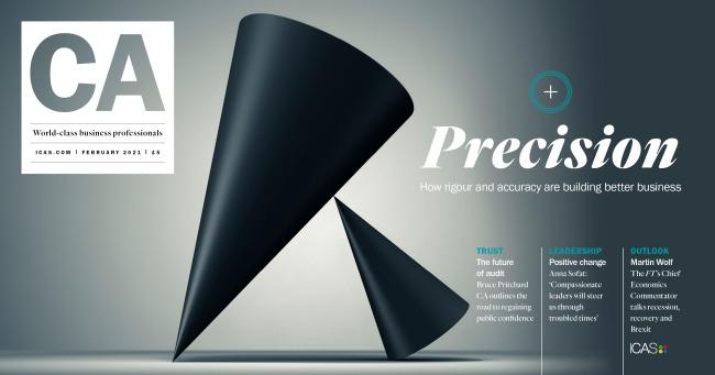 CA Magazine February 2021