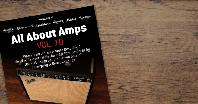 Digital Press - All About Amps Vol. 10