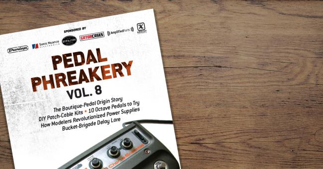 Digital Press - Pedal Phreakery Vol. 8