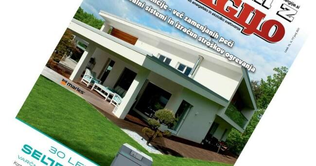 Revija Varčujem z energijo, št. 77, junij 2021